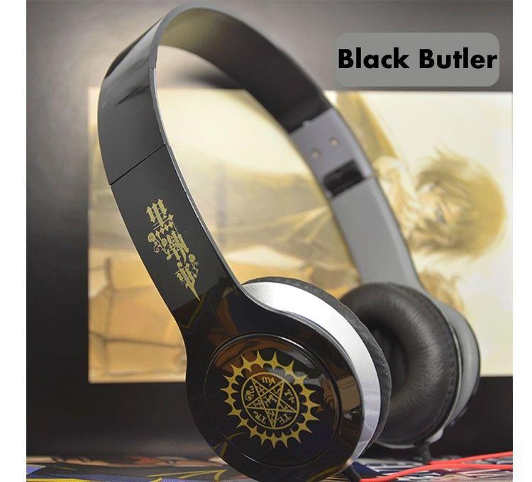 "Наушники ""Black Butler"""