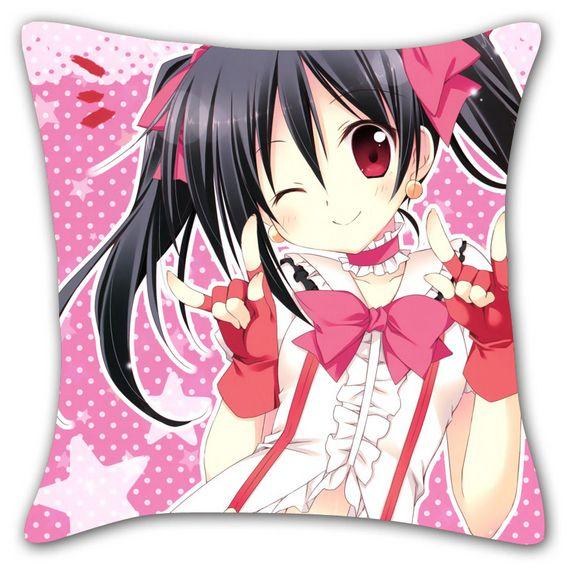 Аниме подушка Love live! Yazawa Nico