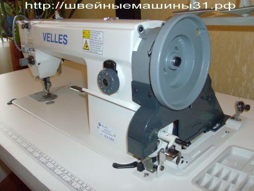 Швейная машина VELLES 1053 (фрикционный мотор).  /  цена 29000 руб. в рассрочку на 2 месяца (3 платежа) по 9670 руб.