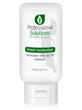 Professional Solutions Tinted Sunscreen SPF30 Солнцезащитный крем