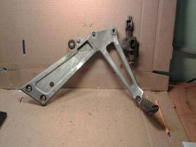 кронштейн подножки левый  Honda  VT250