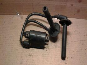 катушка зажигания с проводами и колпачками  Honda  CB400