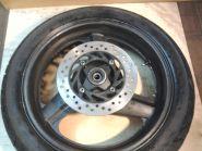 колесный диск задний, шина, тормозной диск  Honda  CB1
