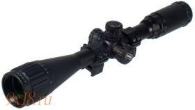 Прицел оптический полноразмерный Leapers 4-16x40 SCP-U4164AORGW