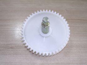 Мясорубка_Шестерня Ролсон большая D=81, 46 зуб, вал=40 мм.
