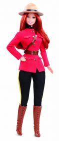 Кукла Барби Канада, серия Куклы мира, BARBIE