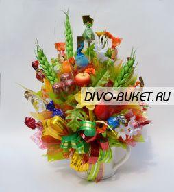 """Букет из конфет №267 """"Июль"""""""