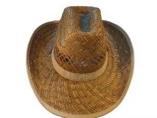 Ковбойская соломенная MARLBORO шляпа