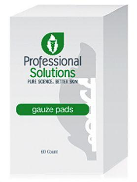 Professional Solutions Gauze Pads Космет-ие тканевые салфетки