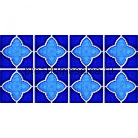 BW0021. Мозаика Декор серия PORCELAIN,  размер, мм: 150*306 (NS Mosaic)