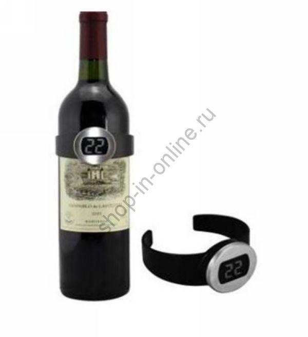 Цифровой термометр для бутылки