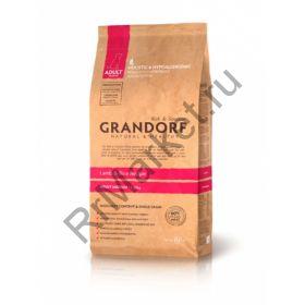 Grandorf LAMB & RICE ADULT Medium Breed Ягненок и Рис для собак средних пород