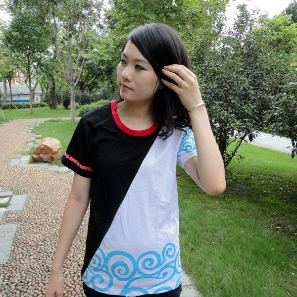 "Аниме футболка ""Gintama"""