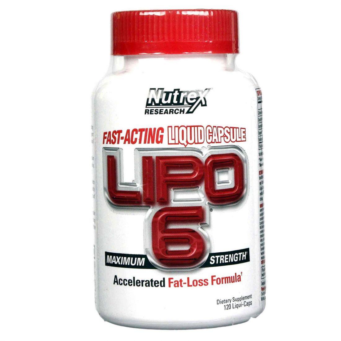 Lipo-6 (240 капс.)