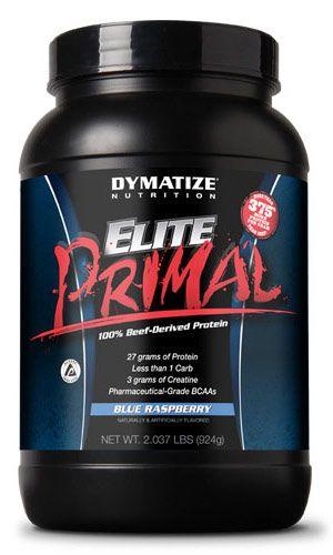 Elite Primal 100% Beef-Derived Protein (924 гр.)