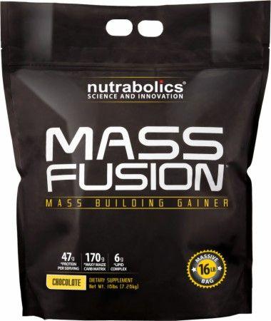 Mass Fusion (7260 гр.)