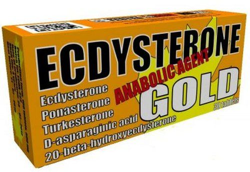 Ecdysterone Gold (30 таб.)