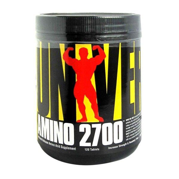 Amino 2700 (120 таб.)