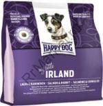 HAPPY DOG Ирландия Мини (лосось+кролик)
