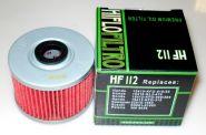 HIFLO FILTRO фильтр масляный HF112