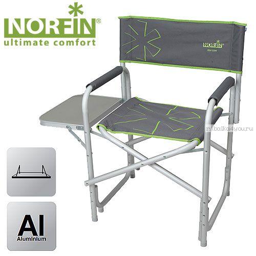 Кресло складное Norfin VANTAA NF алюминиевое (NF-20205)
