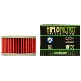 HIFLO FILTRO фильтр масляный HF136