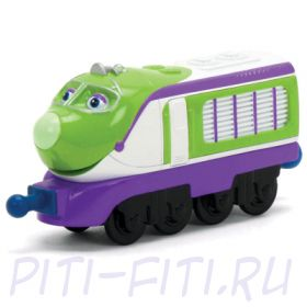 Chuggington. Die-Cast. Паровозик Коко