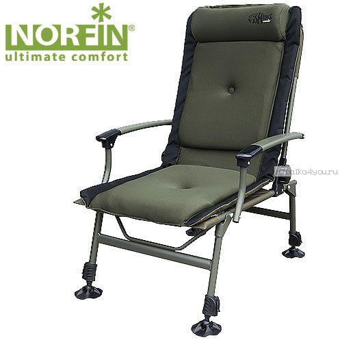 Кресло карповое Norfin PRESTON NF-20604