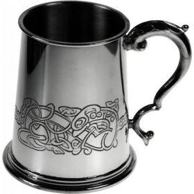 Кельтский Танкард -Дракон  (объём. 1 пинта)