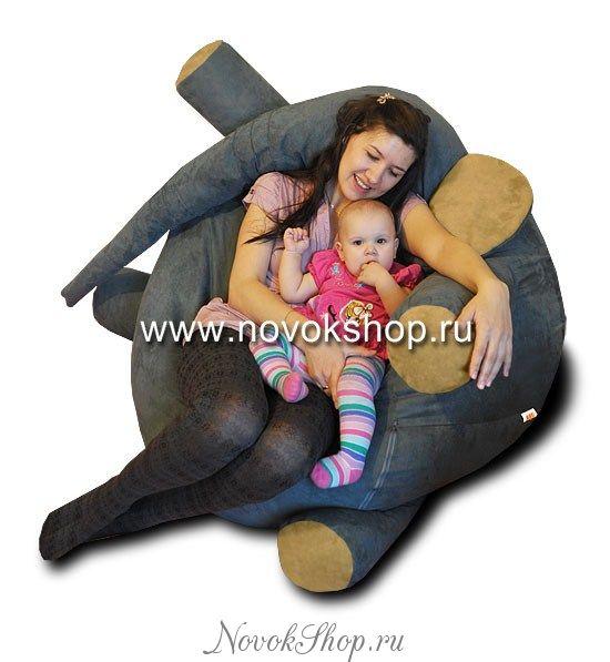 Детское кресло Слоненок по имени Тамм