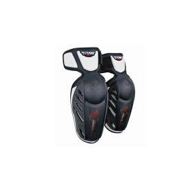 Налокотники Fox Titan Race Elbow Guard black  S/M, L/XL