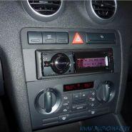 Intro RAU4-04 Audi A-3 (8P) 03+, A3 Sportsback 04+ 1din