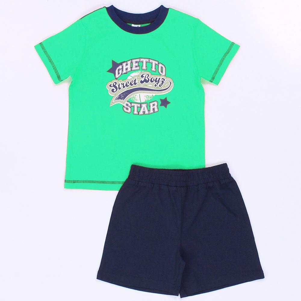 Комплект Crockid: майка и шорты