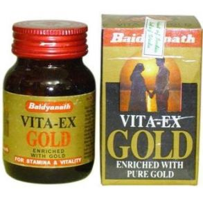 Вита Экс Голд (Vita-Ex-Gold) 20кап