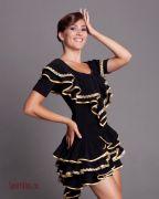 Купить костюм латина для класса ю2 в интернет магазине Спортилиус