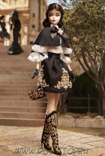 Коллекционная кукла Барби Dulcissima (Самая Очаровательная) - Dulcissima Barbie Doll