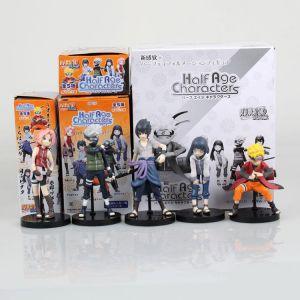 Набор фигурок Naruto: Шиноби Конохи