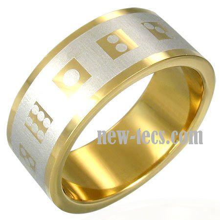 Кольцо  Золотое Казино