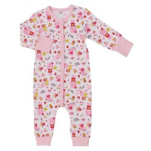 Комбинезон для новорожденного малыша К6061 Крокид