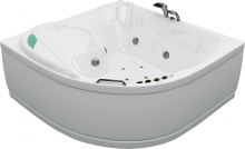 Акриловая ванна  Polla Prestigio 1500×1500×720 мм