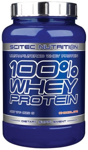 Scitec Nutrition - Whey Protein 920 g