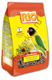 RIO. Корм для средних попугаев. Основной рацион 0,5кг