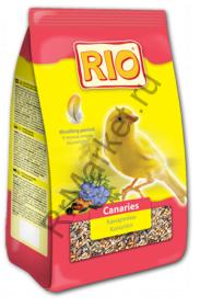 RIO. Корм для канареек. Рацион в период линьки 0,5кг