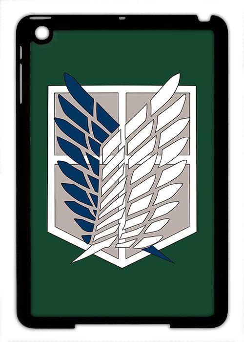 Чехол iPad mini: Shingeki no Kyojin