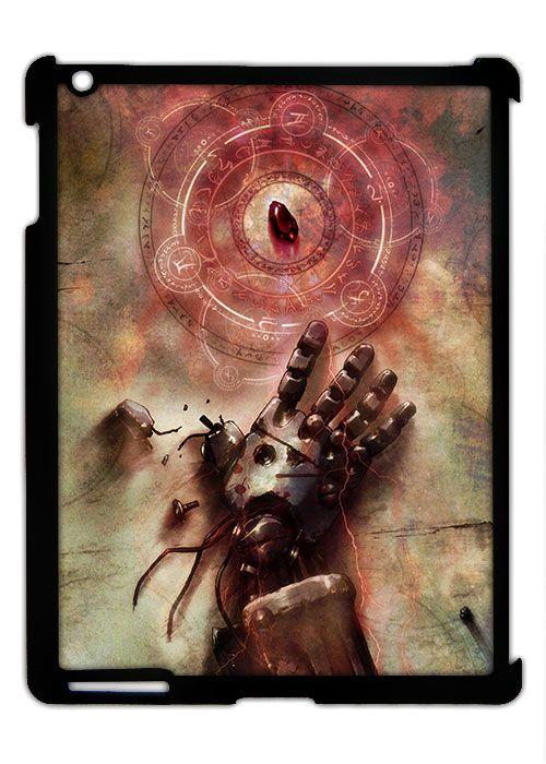 Чехол iPad II/III: Fullmetal Alchemist