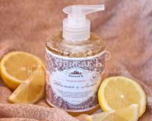 Жидкое мыло Эвкалипт и Лимон, Спивакъ, 300мл
