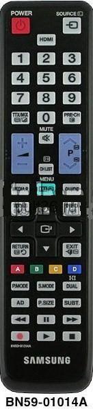 Пульт ДУ Samsung BN59-01040A LCDTV 3D