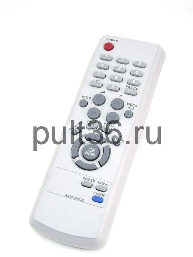 Пульт ДУ Samsung AA59-00332D