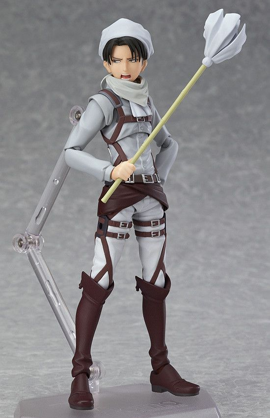 Фигурка figma Levi: Cleaning ver.