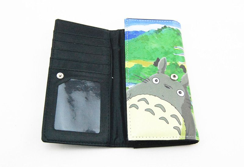 Бумажник Totoro